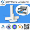 25mic BOPP Glossy Themal Laminating Film для Box Coating