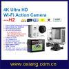 Wasserdichtes Full HD 1080P Sport DV 4k WiFi Sport Camera