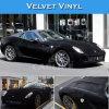 Velvet Soft Matt Capó del coche pegatina Wraps Vinilo Adhesivos
