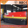 Guillotine 유압 CNC Sheet Metal Cutting Machine (8X3200)