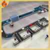 Abfahrt-Flughafen-Gepäck-Passagier-Gepäck-Schwenktisch-System