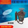 Solarlicht der wand-IP65 mit niedrigem Energieverbrauch