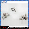 De metal inoxidable de precisión de piezas en línea del panel de sujetadores de bloqueo