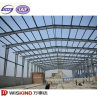edificio prefabricado de la estructura de acero de la luz del panel de emparedado de 50-200m m Insultaion