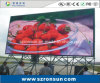 P6mm 옥외 광고 풀 컬러 발광 다이오드 표시