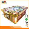Rey rojo del dragón de la máquina de juego de juego de la pesca de los pescados de fichas del tesoro para la venta