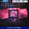 Pantalla de visualización de interior de LED del pixel de 3m m para la etapa