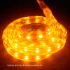 Tira los 30LEDs/m flexible decorativa al aire libre de la luz 220V SMD 5050 LED