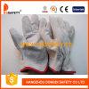 CE перчаток водителя Split кожи коровы (DLD310)