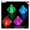 Color cambiante Diamond Shape Ice Cube con il LED