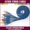 De Kabel van de Kabel AV van de Ogen RCA van vissen