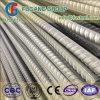 Rebar en acier, barre en acier déformée, fer Rods pour la construction/matériau concret/le Rebar acier inoxydable