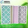 Cartulina del tamaño del cliente/filtro de aire de papel del filtro del aire acondicionado del marco