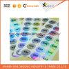 Sticker van het Hologram van de Sticker van de Veiligheid van de douane de Kleurrijke Zelfklevende voor anti-Vervalst