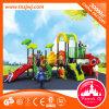 Glissière extérieure de matériel de cour de jeu d'enfants de Guangzhou