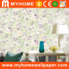Papier peint à la maison profondément gravé en relief imperméable à l'eau Wallcoverings de vinyle de PVC