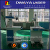 Máquina de grabado del laser de la fibra liviana del LED y máquina de la marca