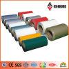 플라스틱 클래딩 벽 건축재료 Ideabond 색깔 색칠 알루미늄 코일