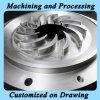 OEM Prototype Parts таможни с CNC Precision Machining для Metal Processing Machine Parts в Retail