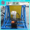 150kg de Smeltende Oven van het Aluminium van het Type van smeltkroes met het Hydraulische Overhellen
