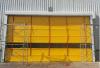 Schnelle Aufspeicherungs-Tür, industrielle Tür