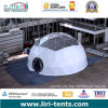 Grand Outdoor Geodesic Dome Tent pour 200 People avec PVC Top Roof de Transparent