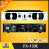 Classe-d Digital Power Amplifier (PX-1800) de PA System 4-Channel