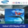 Affichage à LED d'intérieur de la qualité P7.62