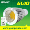 Mengs&reg ; GU10 7W DEL Spotlight avec du CE RoHS COB, Warranty de 2 Years (110160010)