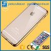 Случай Smartphone ясности TPU наградной плакировкой высокого качества Bumper для Se iPhone
