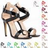 &Sandals atractivos del zapato de las mujeres para el verano