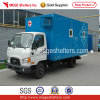 Medical and Refrigerated Truck Body