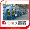 De professionele Concrete Fabriek van de Lay-out van de Installatie van het Blok