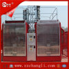 Ascenseur de construction de 2 tonnes, pièces d'ascenseur de construction