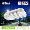 Luz de calle aprobada del Ce LED de la UL del TUV con la garantía 5years