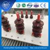 10kv distribución inmersa en aceite trifásica Electrictransformer del lacre completo ONAN con las opciones de Oltc