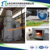 50kgs焼却炉、Wfs-50病院の無駄の焼却炉、3Dビデオガイド