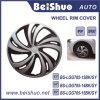 El nuevo borde de la rueda de los Hubcaps del cromo del ABS cubre los Hubcaps
