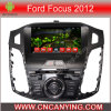フォードFocus 2012年(AD-8029)のためのA9 CPUを搭載するPure Android 4.4 Car DVD Playerのための車DVD Player Capacitive Touch Screen GPS Bluetooth