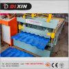 Dx 828 vitrificou o rolo da telha de telhadura que dá forma à maquinaria