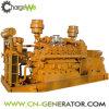 Biogas, das gesetzten Biogas-Motor-Kraftwerk-elektrischen Generator festlegt
