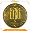 Qualität kundenspezifisches Herausforderungs-Münze überzogenes nebelhaftes Gold