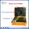 10  512Hz Transmitter BuiltのモニタPortable Drain Inspection Camera System