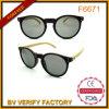 Buy di bambù su ordinazione Cina alla rinfusa degli occhiali da sole dei ritardi degli occhi di gatto