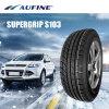 Neumático del vehículo de pasajeros de UHP, neumático de la polimerización en cadena, neumático radial para la venta