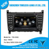 Automobile Audio per Mercedes Benz C Class W203/Clk Class W209 con Costruire-nel GPS BT 3G/WiFi Radio 20 Dics Momery (TID-C093)