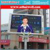 P10高い明るさLEDの掲示板を広告する屋外のデジタルComercial