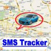 GPS GSM Endereço físico SMS Tracking Software Ts01-Wl013