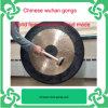 Gong fabriqué à la main chinois de Wuhan Chau