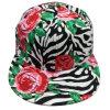 Флористическая бейсбольная кепка способа ткани с Snapback Sb1508